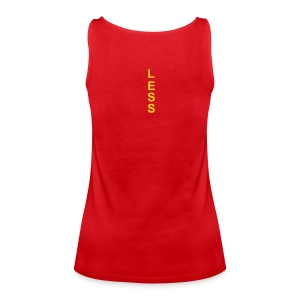 MORE LESS - Women's Premium Tank Top