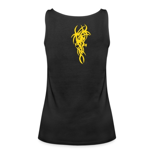 tribal - Tank top damski Premium