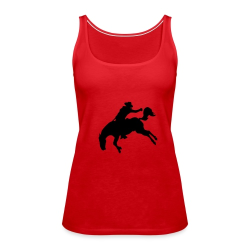 gowgirl - Women's Premium Tank Top