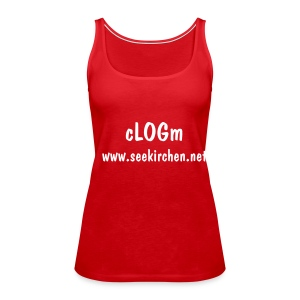 31 cLOGm lady - Frauen Premium Tank Top