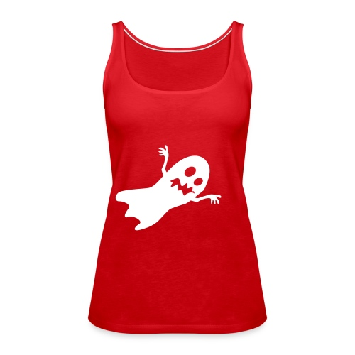 Gespenster Shirt TOP - Frauen Premium Tank Top