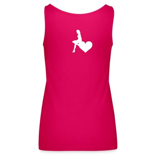 Débardeur PX Addict Pink 001 - Débardeur Premium Femme