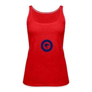Air Force Womens Singlet Top - Women's Premium Tank Top