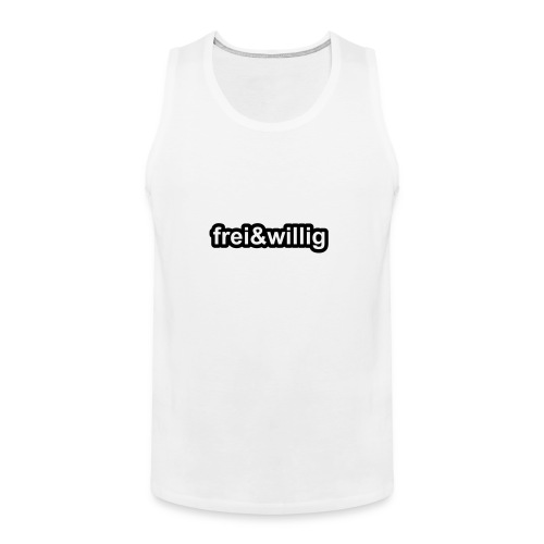 Männer Premium Tank Top