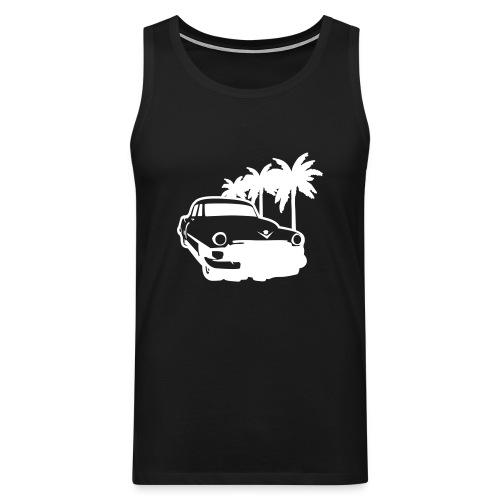 Miami Beach - Tank top premium hombre