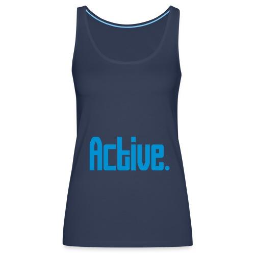 Active - Débardeur Premium Femme