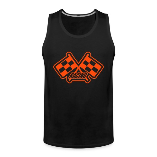 Racing - Men's Premium Tank Top