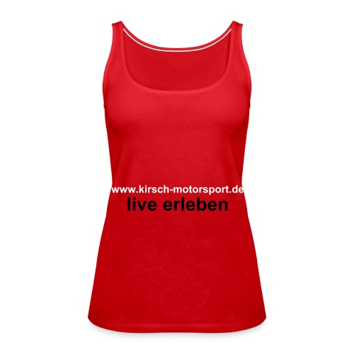 Top Damen - Frauen Premium Tank Top