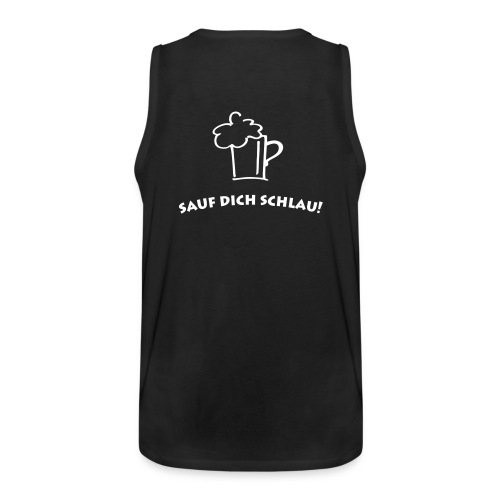 Party Shirt Sommer Man - Männer Premium Tank Top