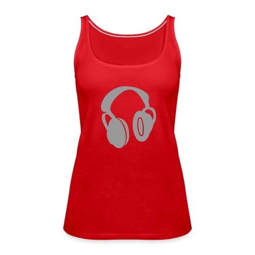 DJ Top - Frauen Premium Tank Top