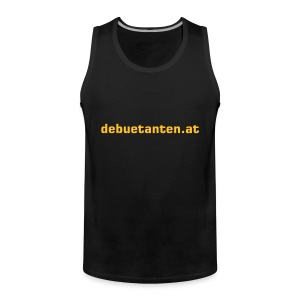Sleeveless Shirt - Männer Premium Tank Top