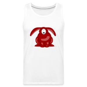 Red Rabbit - Men's Premium Tank Top