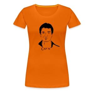 Mal - Cap'n - Women's Premium T-Shirt