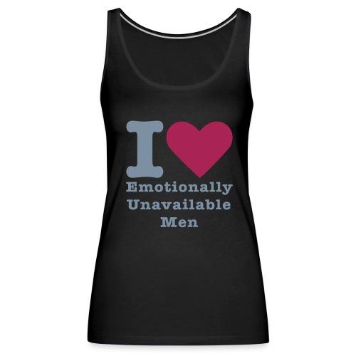 t-shirt femme I love - Débardeur Premium Femme