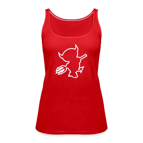 Lil Devil - Women's Premium Tank Top