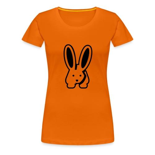 LUFBRU Bunny Shirt - Women's Premium T-Shirt
