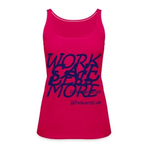 jr - Frauen Premium Tank Top
