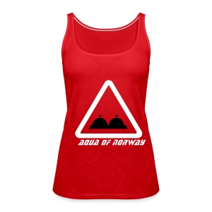AQUA of Norway femme - Premium singlet for kvinner