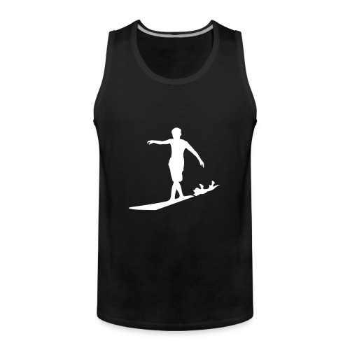 Sport-Shirt, SURFER - Männer Premium Tank Top
