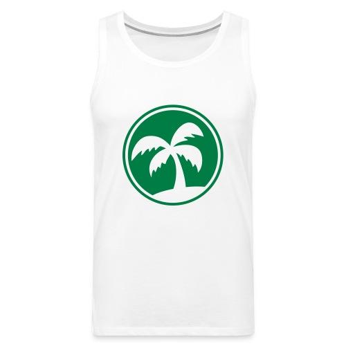hawaii - Herre Premium tanktop
