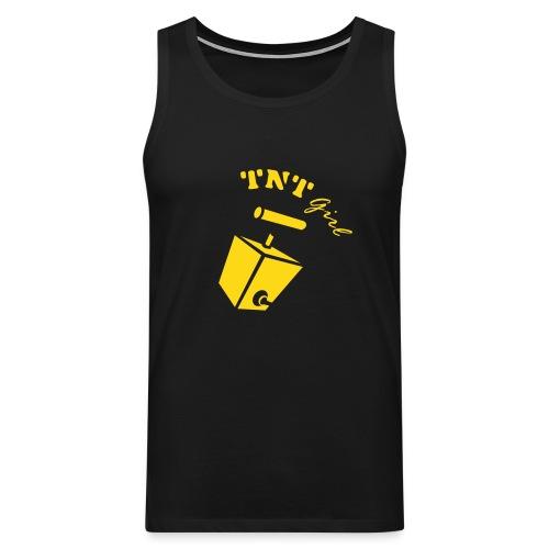 TNT Girl - Tank Top - Männer Premium Tank Top