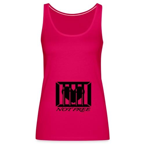 T-shirt fines bretelles - Débardeur Premium Femme