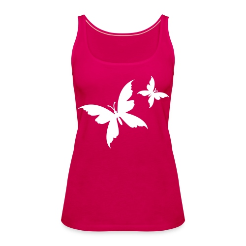 Sweet.Butterfly - Frauen Premium Tank Top