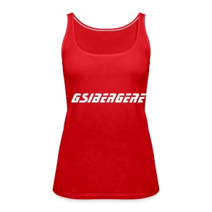 gsi/girl-red - Frauen Premium Tank Top