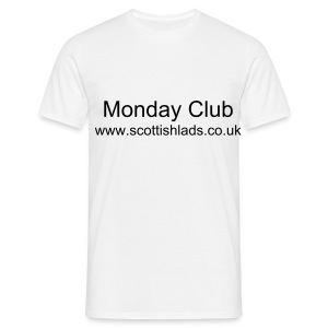 Monday Club - Men's T-Shirt