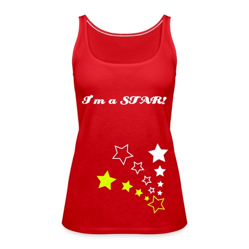 Star! - Women's Premium Tank Top