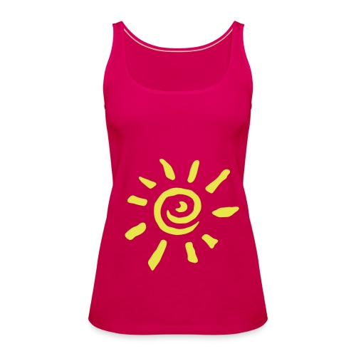 Sun - Frauen Premium Tank Top