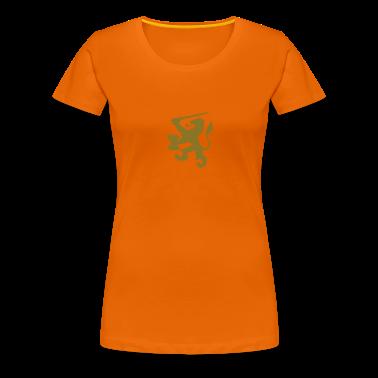 Orange Holland Ladies'