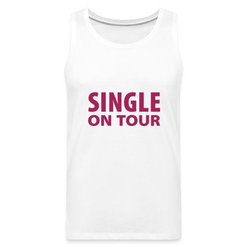 Premium singlet for menn