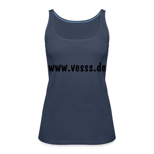 Top Mädels - Frauen Premium Tank Top