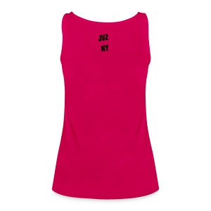 Ladies Tank Top Think Pink  - Women's Premium Tank Top