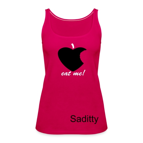 Eat Me Tank - Women's Premium Tank Top