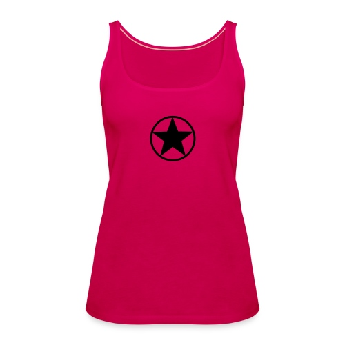 Womens Fashion Tee - Women's Premium Tank Top