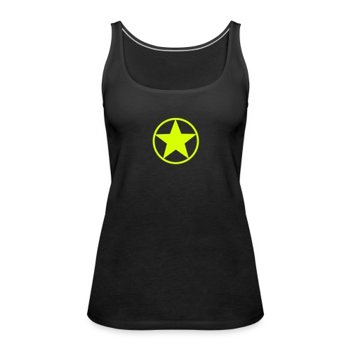 Womens fashion Vest - Women's Premium Tank Top