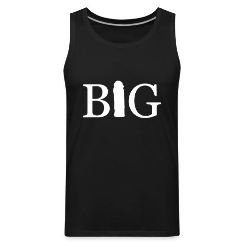 BIG - Premium singlet for menn