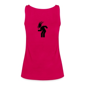 Pink Victims shirt - Women's Premium Tank Top