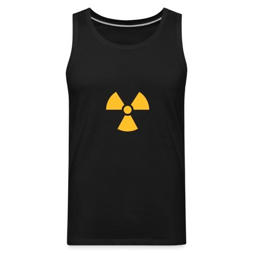 radioactif1 - Débardeur Premium Homme
