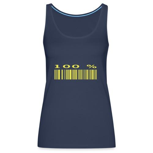 T-Shirt Retro - Frauen Premium Tank Top