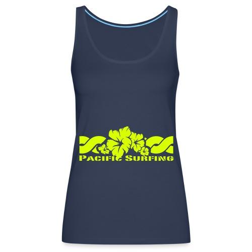 Pacific Surfing - Dame Premium tanktop