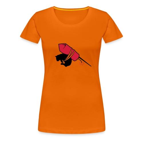Camiseta premium mujer