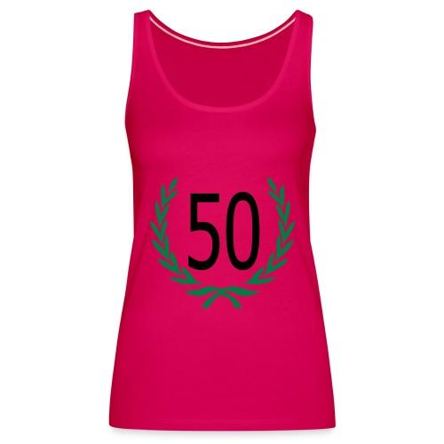 blouse  - Women's Premium Tank Top