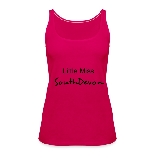LITTLE SD - Women's Premium Tank Top