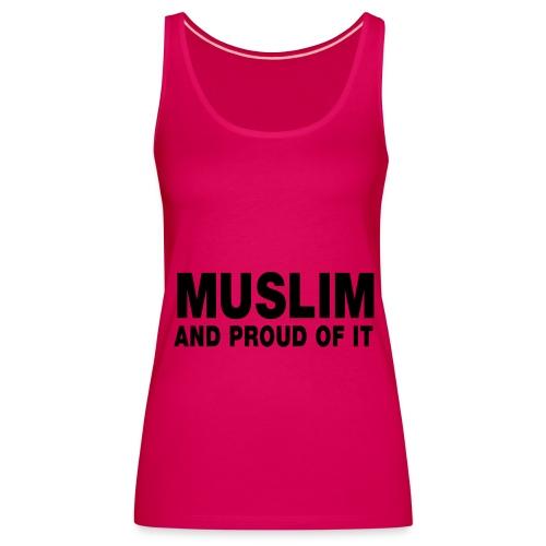islam  - Débardeur Premium Femme