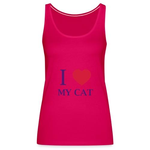 Débardeur loved cat - Débardeur Premium Femme
