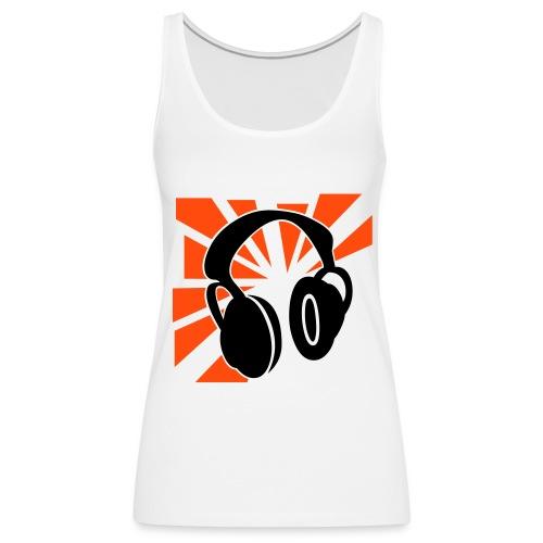 head ray vest - Women's Premium Tank Top