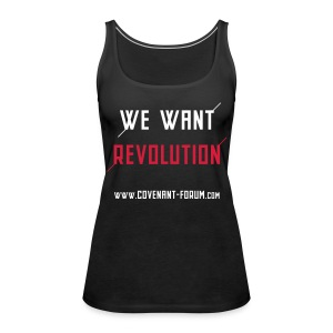 We Want 1 Tank - Frauen Premium Tank Top